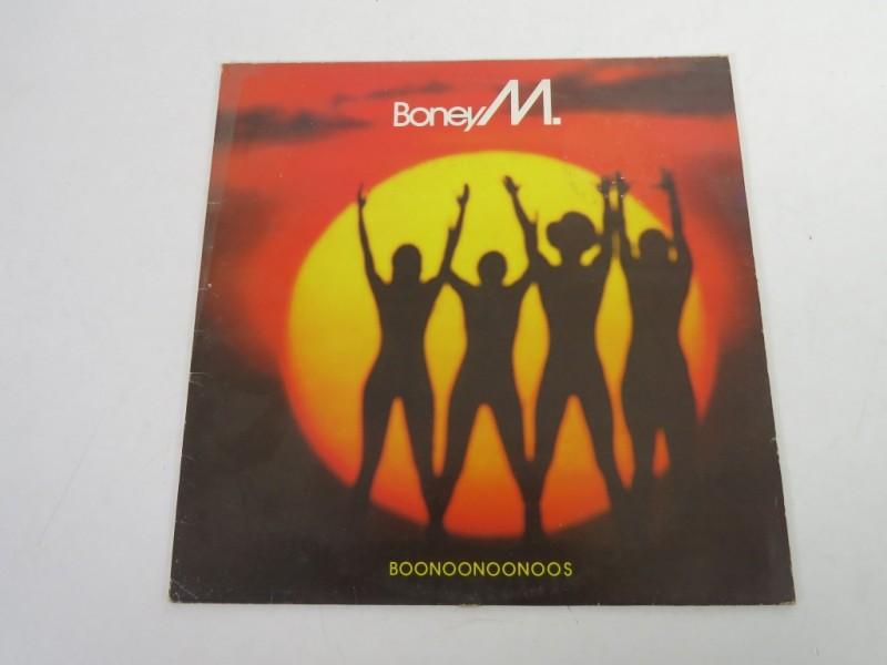 Lp - BoneyM - Boonoonoonoos