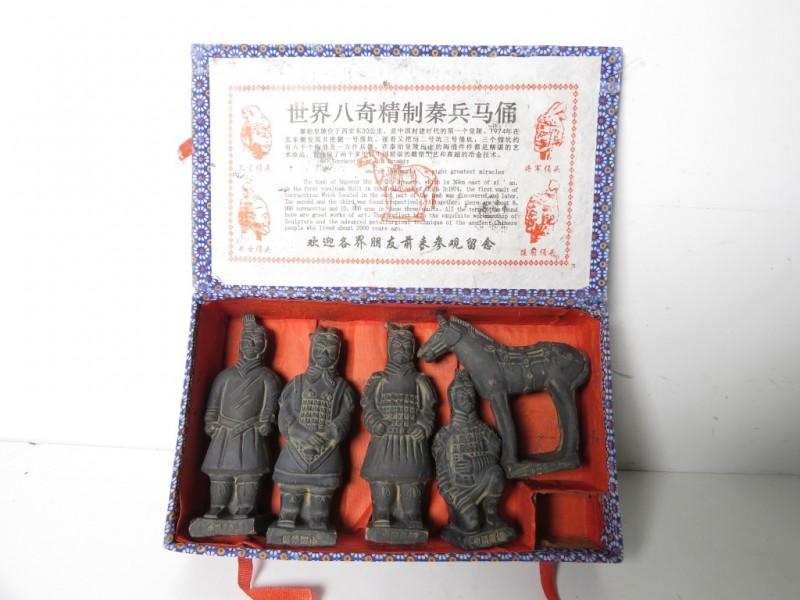 Souvenier Terracotta leger