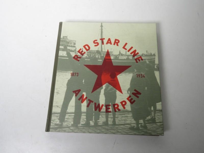 Boek - Red star line Antwerpen