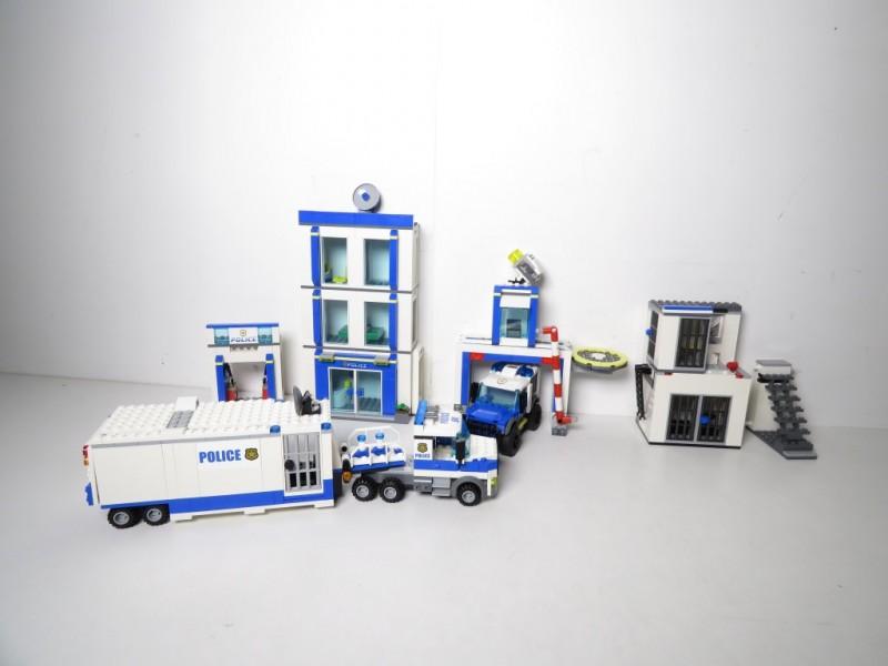 Lego city police lotje