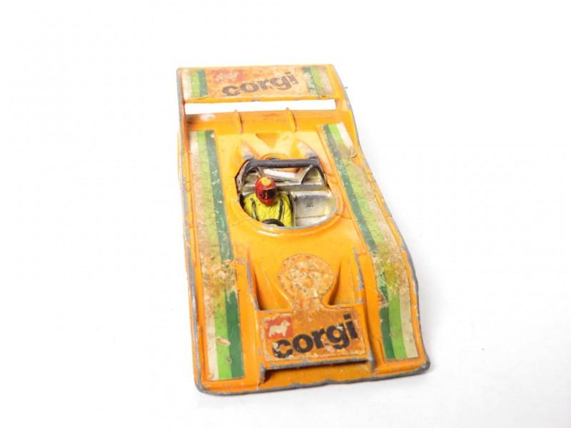 Corgi Toys - Porsche Audi