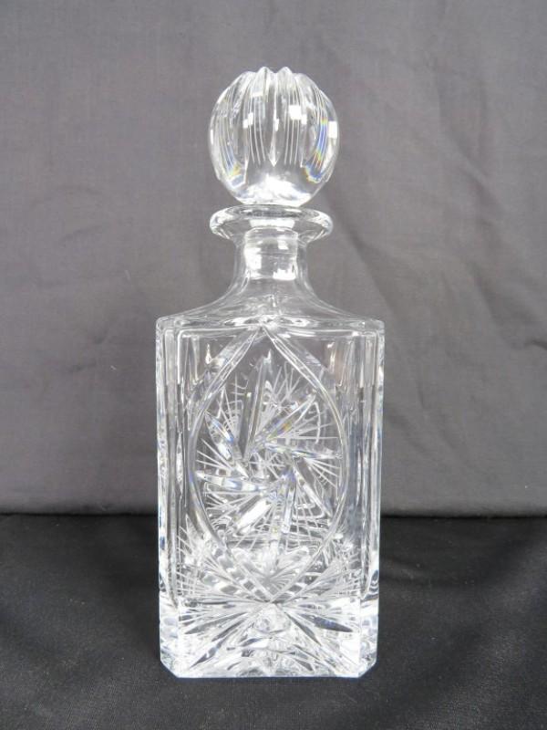 Kristallen decanteerfles