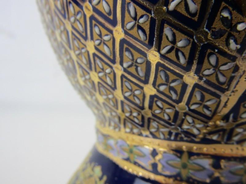 Vaasje gemerkt Modica keramiek Gouda