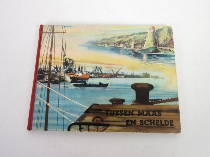 Prentjesalbum - Tussen Maas en Schelde