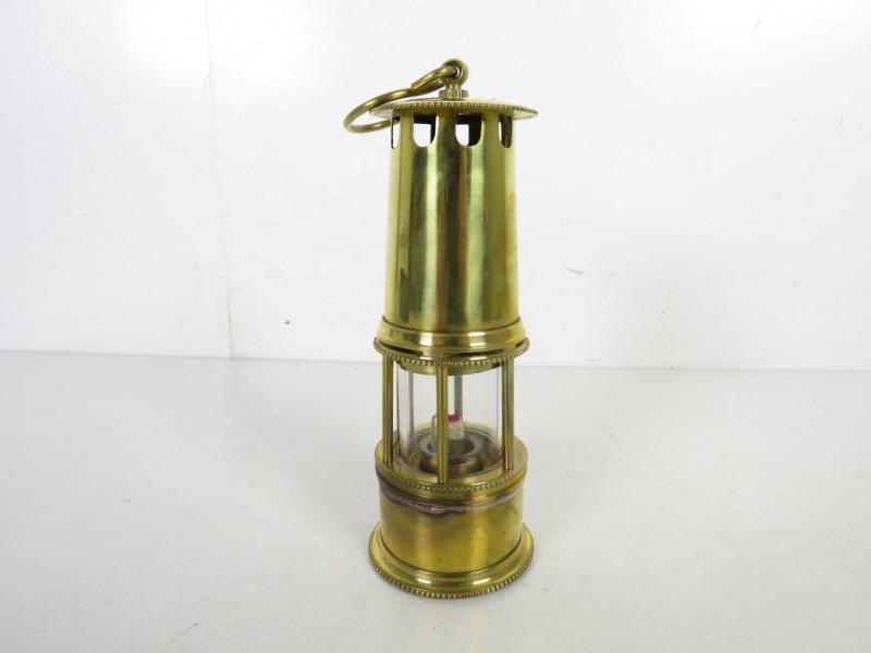 Miniatuur mijnwerkerslampje