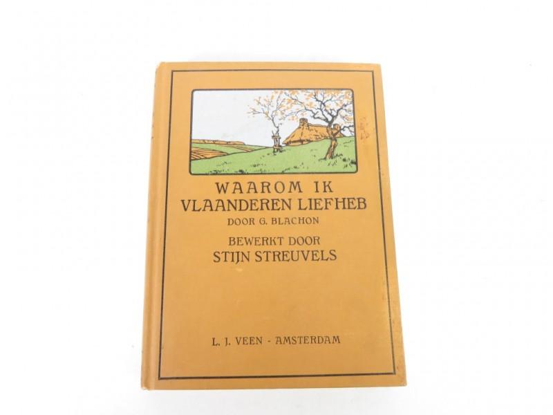Boek - Waarom ik Vlaanderen lief heb