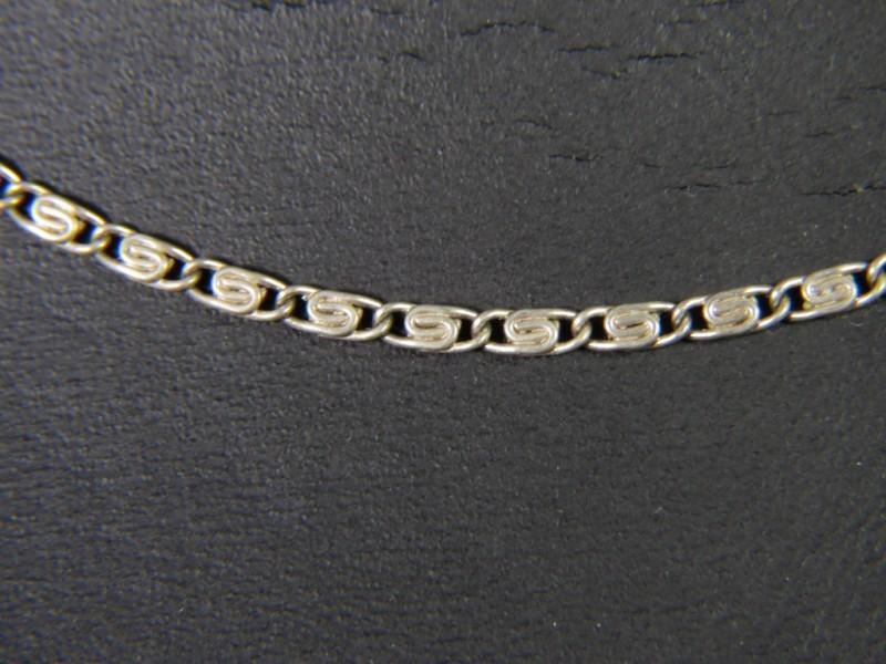 Zilveren halsketting 925