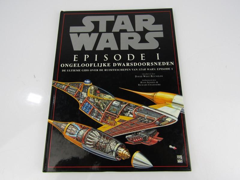 Boek: Star Wars Episode I, 1999