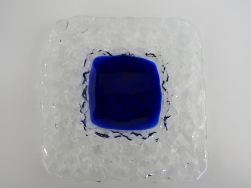 Handgemaakt Glazen schaaltje