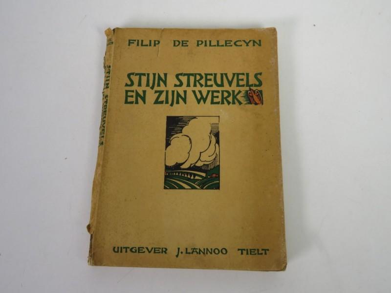 Boek - Stijn Streuvels en zijn werk
