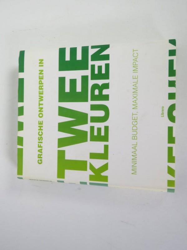Boek - Grafisch ontwerpen in twee kleuren