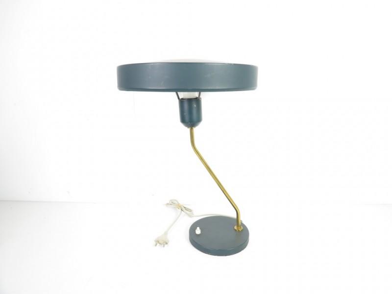 Louis kalf voor Philips Romeo tafellamp 1960
