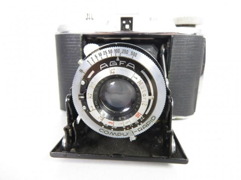 Vintage Agfa fototoestel