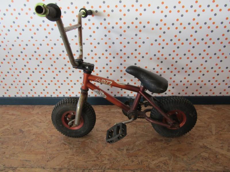 Shopper / Lowrider fiets: Jazz Rocker