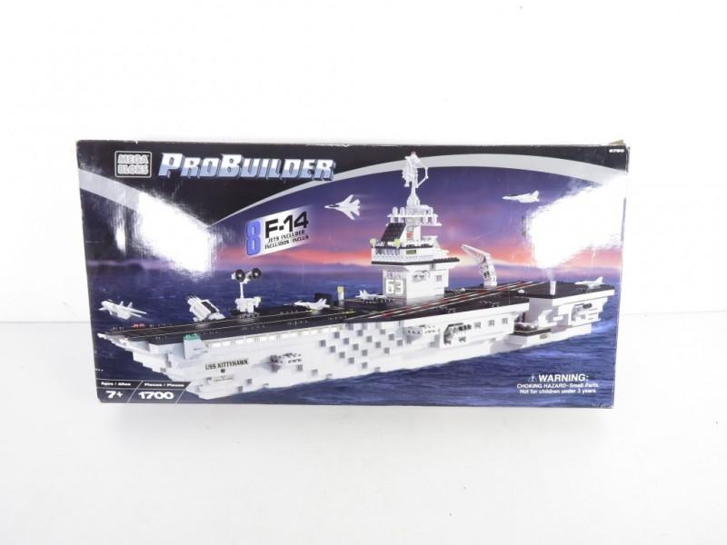 Mega blocks - USS Kittyhawk