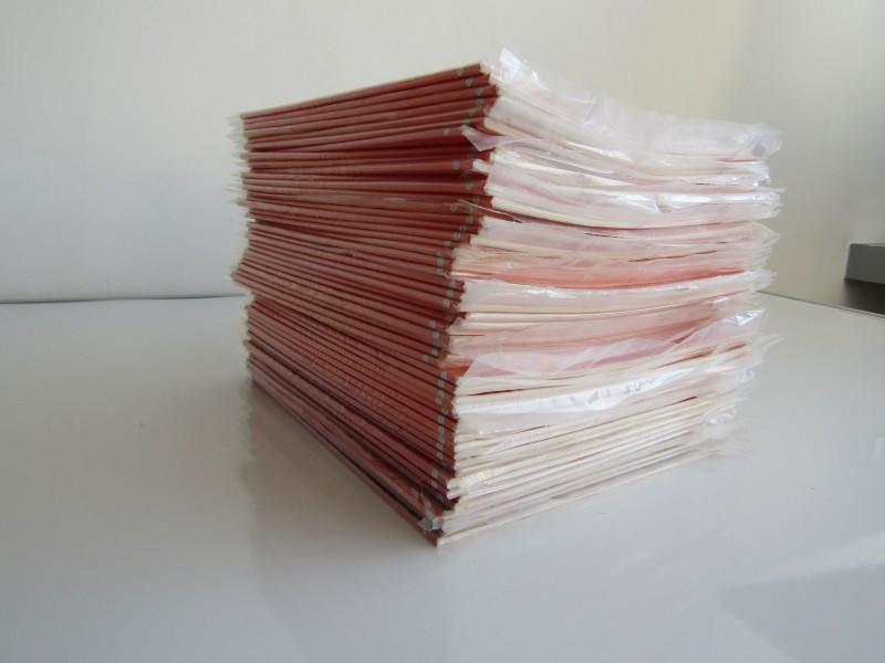 Lot: Suske en Wiske Strips van Nr. 250 tot 299