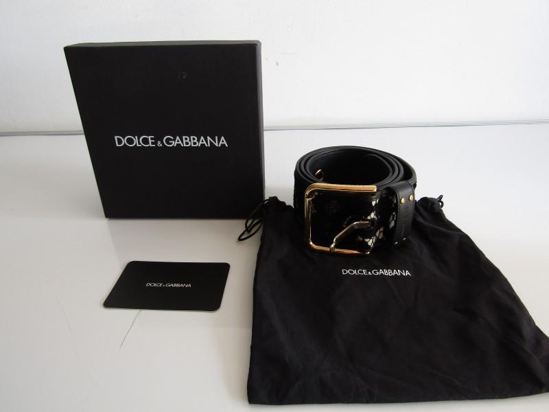 Sierlijke Riem: Dolce & Gabbana