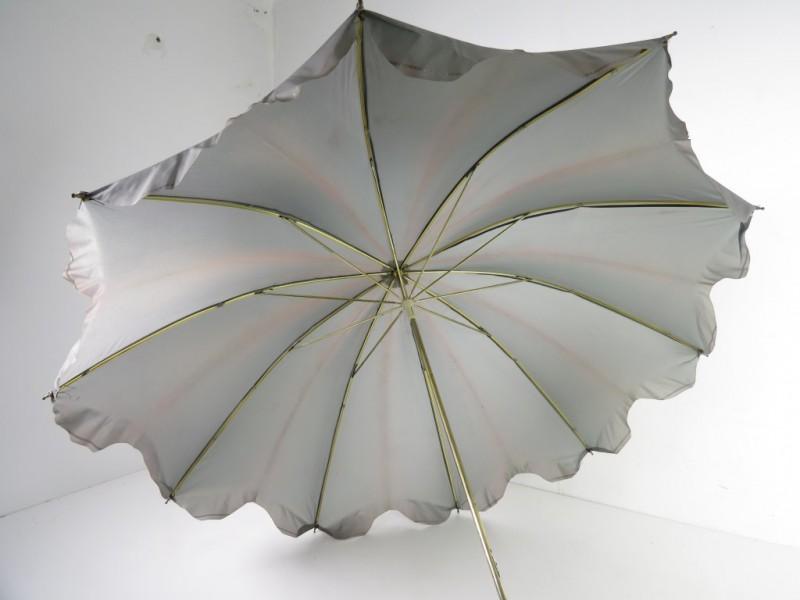 Vintage paraplu gemerkt Telenylum Paris