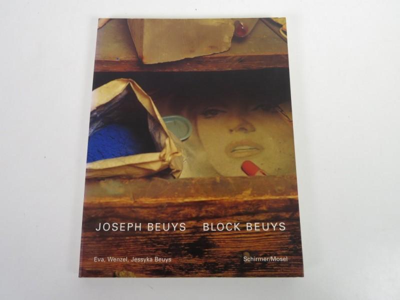 Boek - Joseph Beuys Block Beuys