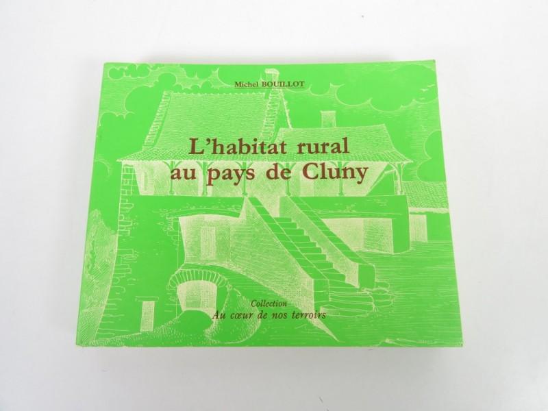 Boek - L'habitat rural au pays de Cluny