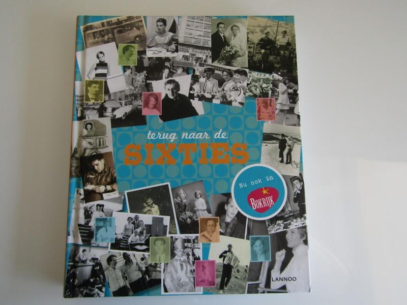 Boek: Terug Naar De Sixties, Sofie Vanherpe, 2011