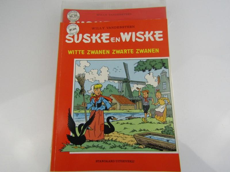10 Suske en Wiske Strips: Eerste Druk met Zegel, 1985,1986, 1987