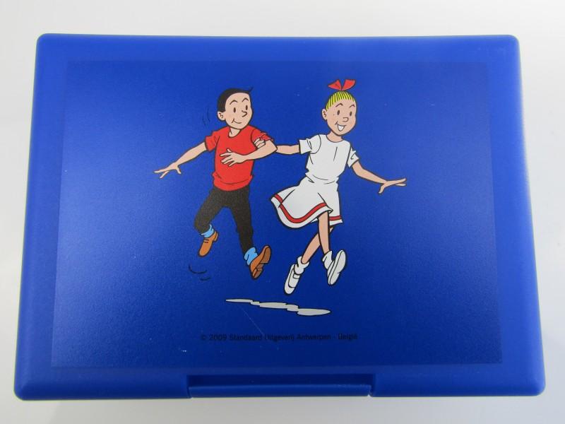 Lunchbox / Brooddoos: Suske en Wiske, 2009