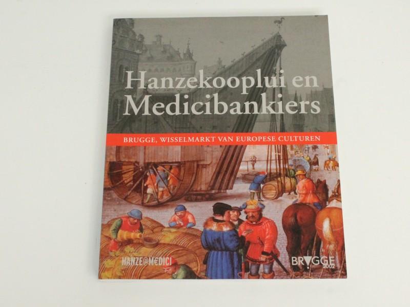 Boek: Hanzekooplui en Medicibankiers