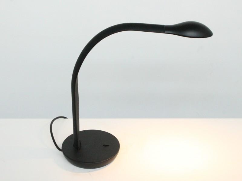 Tafellamp: Massive Gooseneck - Zwart