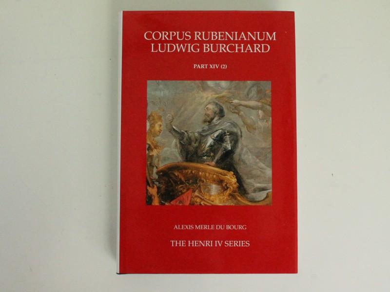 Boek: Corpus Rubenianum Ludwig Burchard (The Henri IV Series)