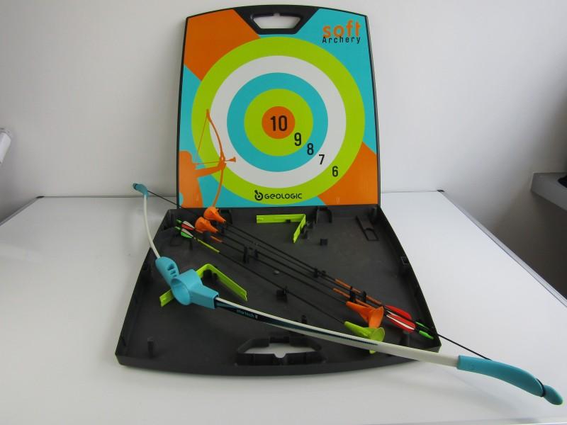 Boogschietset: Soft Archery van Geologic / Oxylane