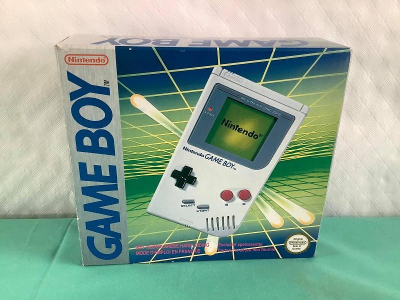 Game Boy in de originele doos - Nintendo