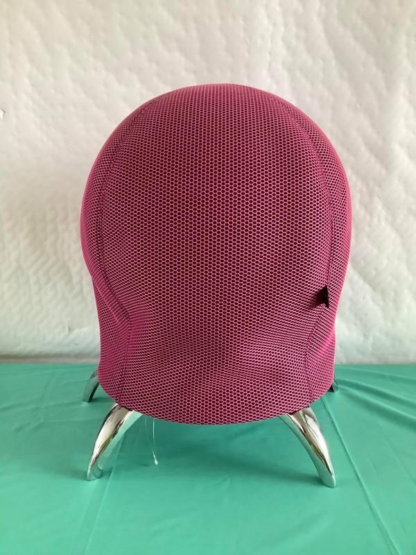 Ergonomische roze zitbal Topstar Sitness 5