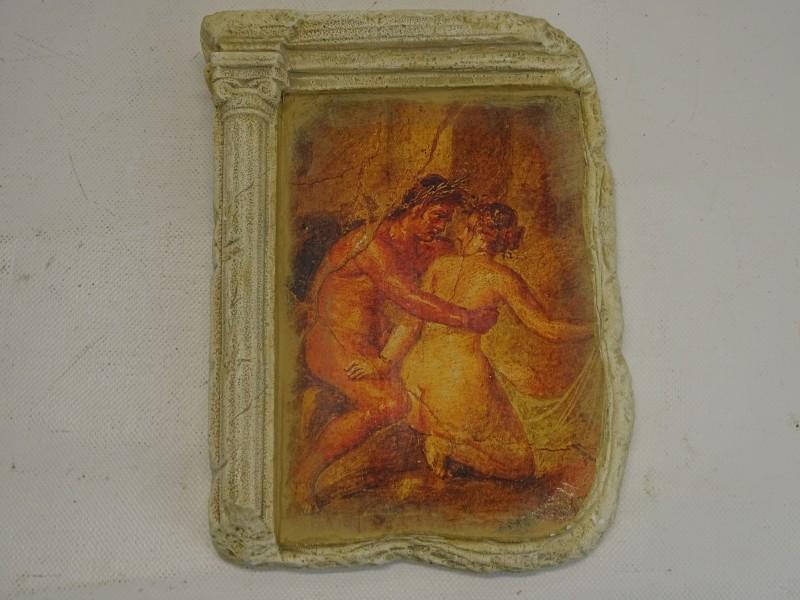 Muurdecoratie: Ergani Athena, Griekenland