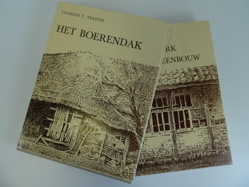 2 boeken van Clemens Trefois 1979 1980