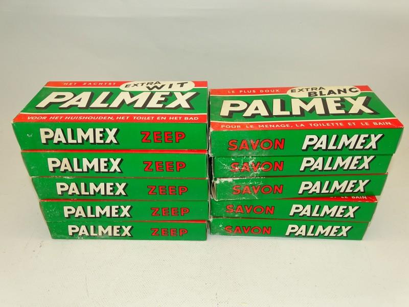 10 x Retro Zeep: Palmex