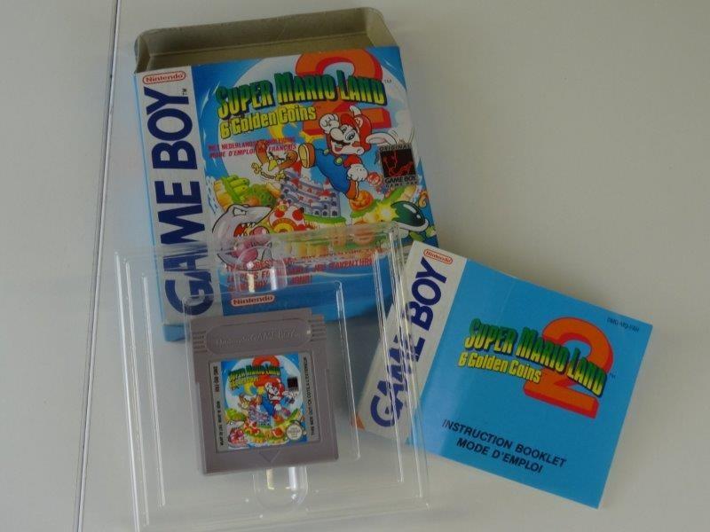 Super Nintendo Game boy Super Mario Land game