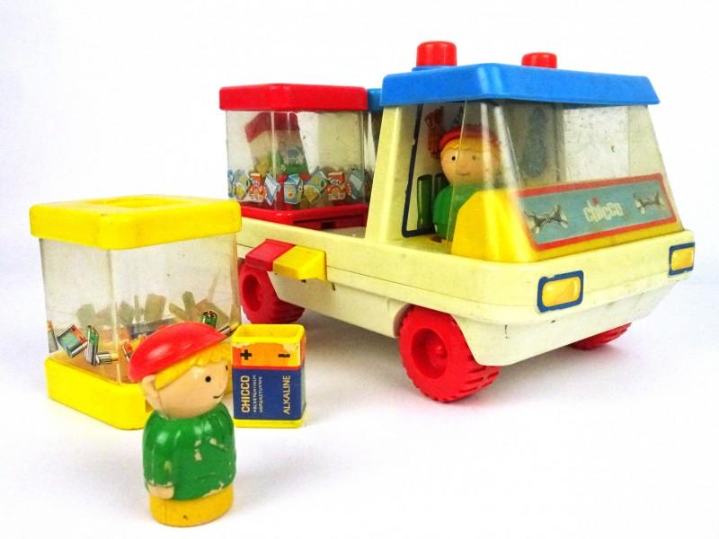 Vintage containerwagen (CHICCO)
