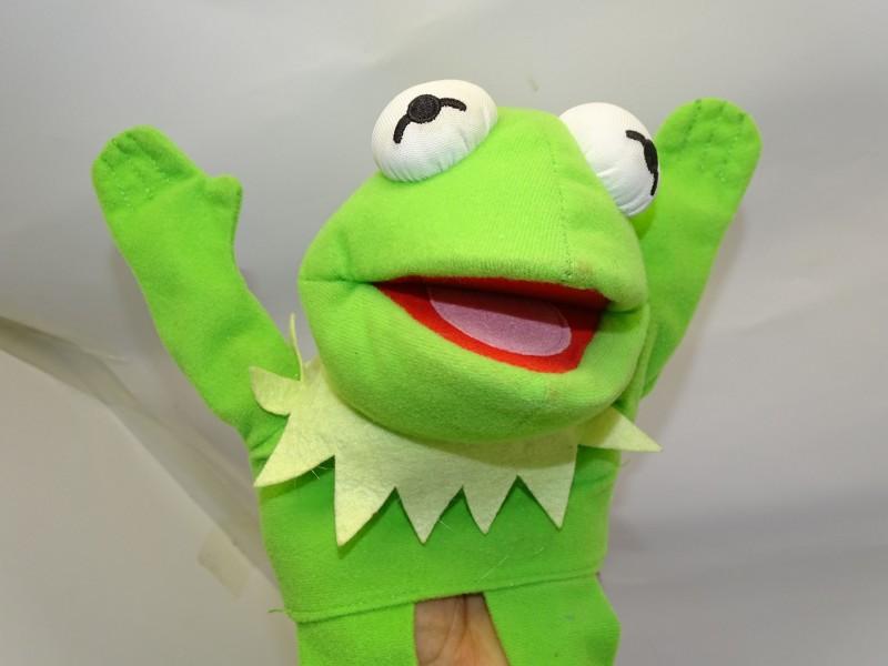 Handpop: Kermit De Kikker, The Muppetshow