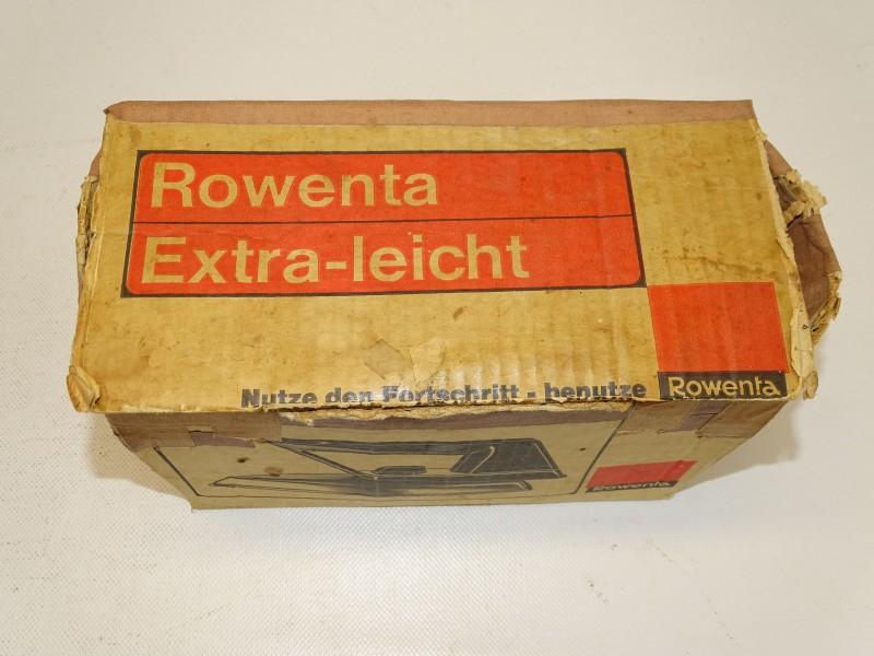 Retro Strijkijzer: Rowenta, Bügelautomat LA-01