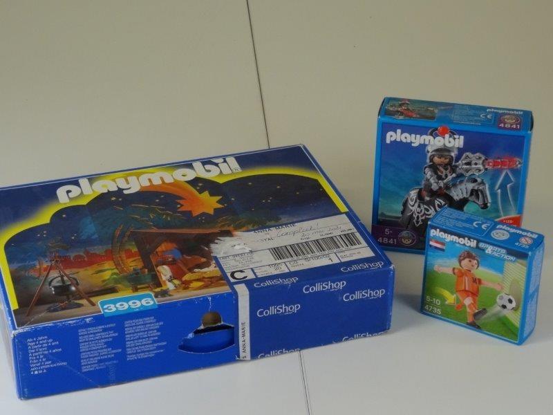 LOT Playmobil