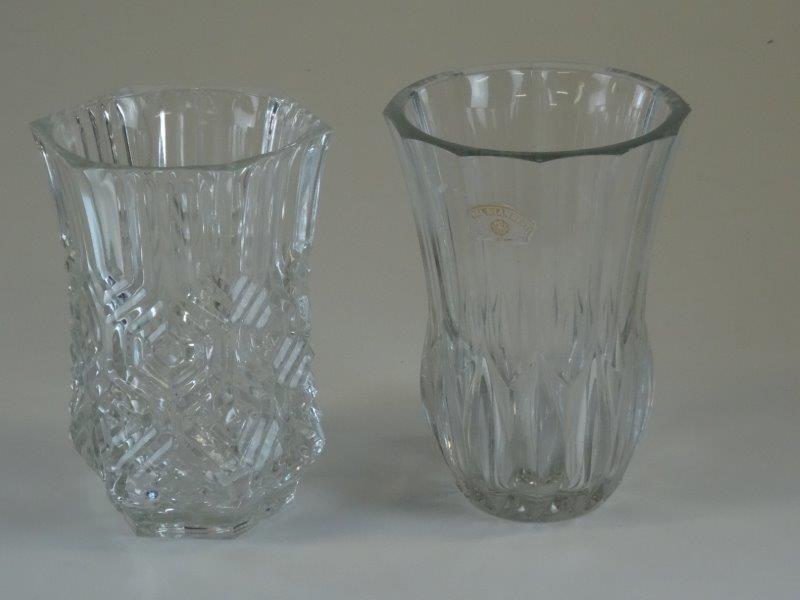 Kristal Clear vazen