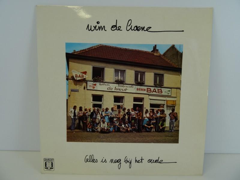 Wim De Craene – Alles Is Nog Bij Het Oude (LP)
