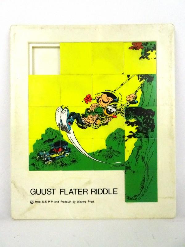 Schuifpuzzel (Guust Flater '78)