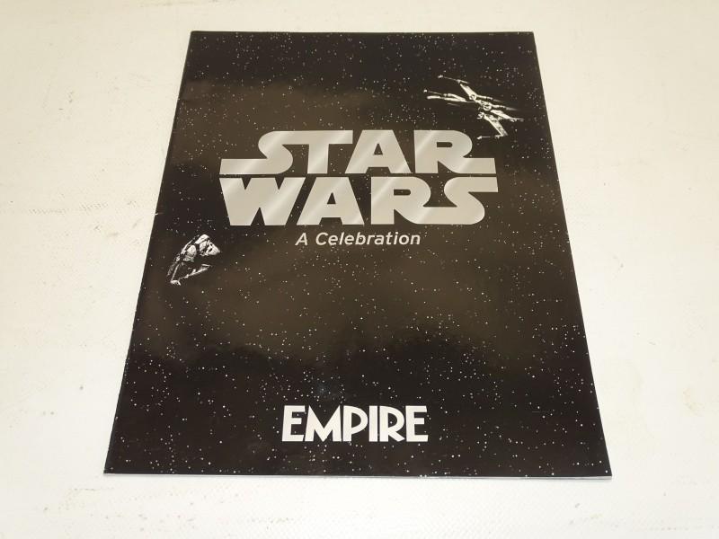 Boekje: Star Wars A Celebration, Empire, 2011