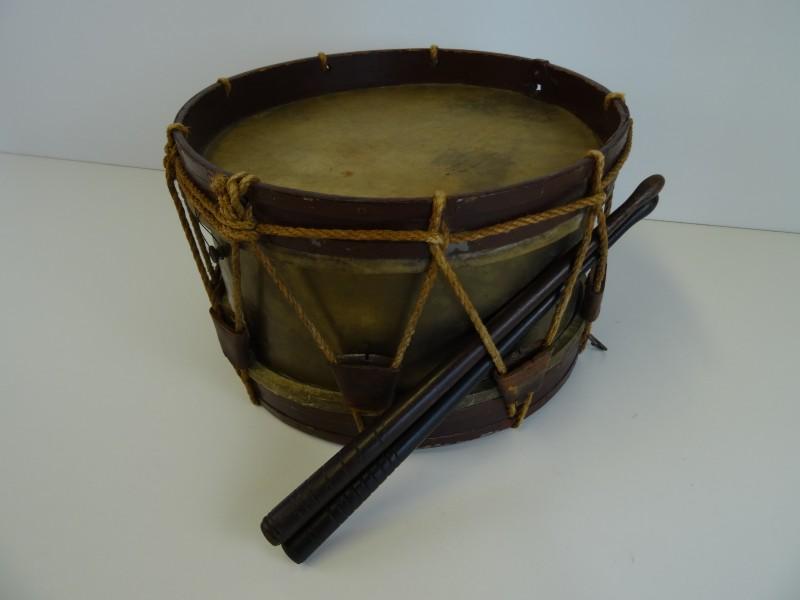 Antieke trommel