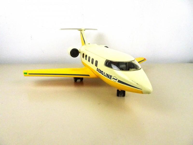 Playmobil vliegtuig