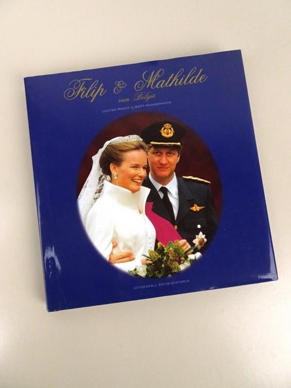 Boek Philip & Mathilde