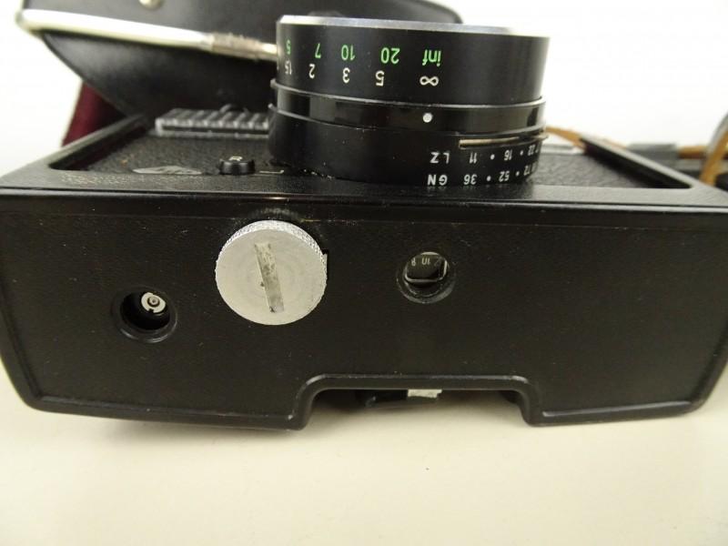 Vintage fototoestel (AGFA)
