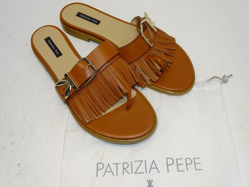 Damesschoenen: Patrizia Pepe, Maat: 40